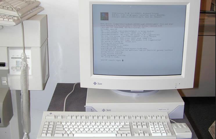 013 Sun Microsystems (UNIX-workstation 2) - オープンメディアブログ