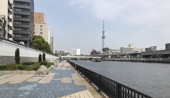 浅草橋散策