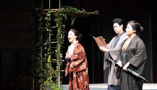 正岡子規オペラ