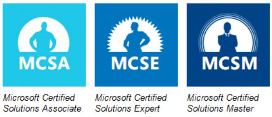 マイクロソフト認定資格