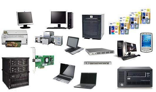 HPの製品群