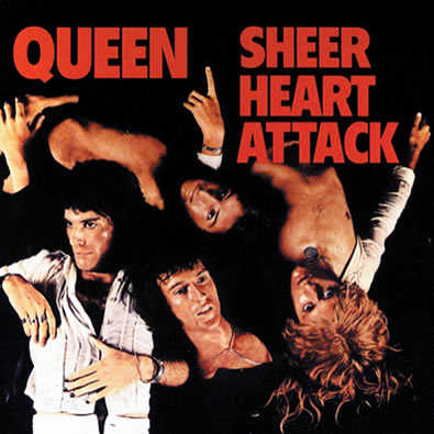 クイーン/Sheer Heart Attack